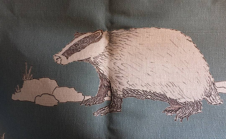 Badger Trail Fabric