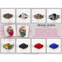 Gillys - Frank Lyman Masks £15