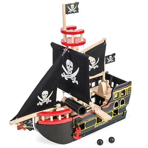 Barborossa Pirate Ship