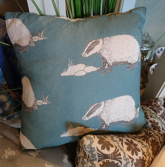 Badger Cushion 14""