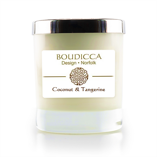 Coconut & Tangerine Candle