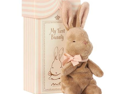 My First Bunny In A Box - Rose