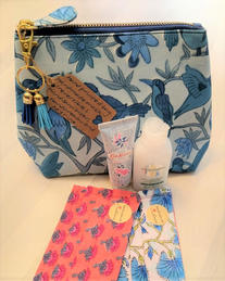 The Art Monger - East End Press Bag & Reversible Mask Kit - £29.95