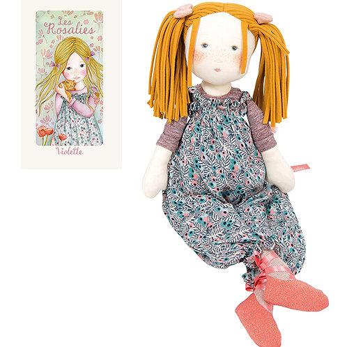 Violette Rag Doll