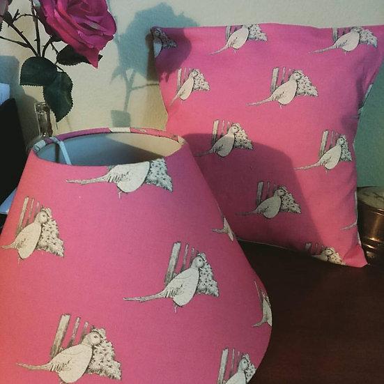Still Pheasant Fabric