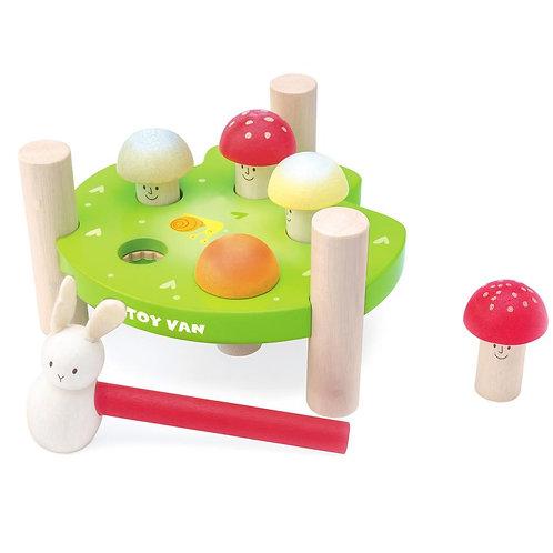 Hammer Game - Mr Mushroom