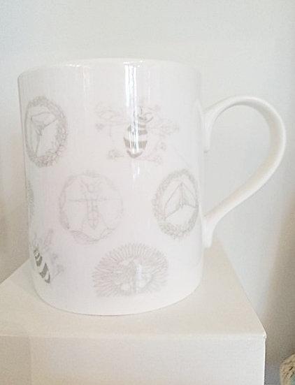 Garden Bug Mug