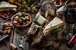 No 29 Cheese board - £30