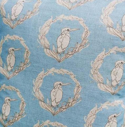 King Fisher Fabric