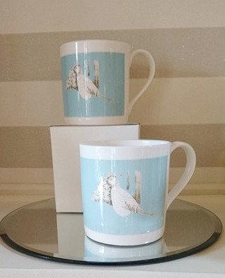 Still Pheasant Mug