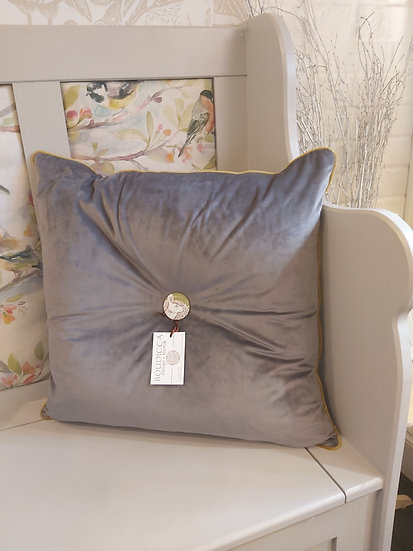 Large Velvet Cushion
