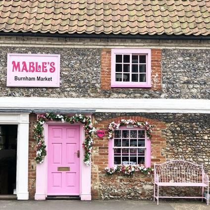 Mables Sweet Shop & Paint Pot
