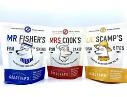 Eric & Dollys Fish Treats - £ 2.95