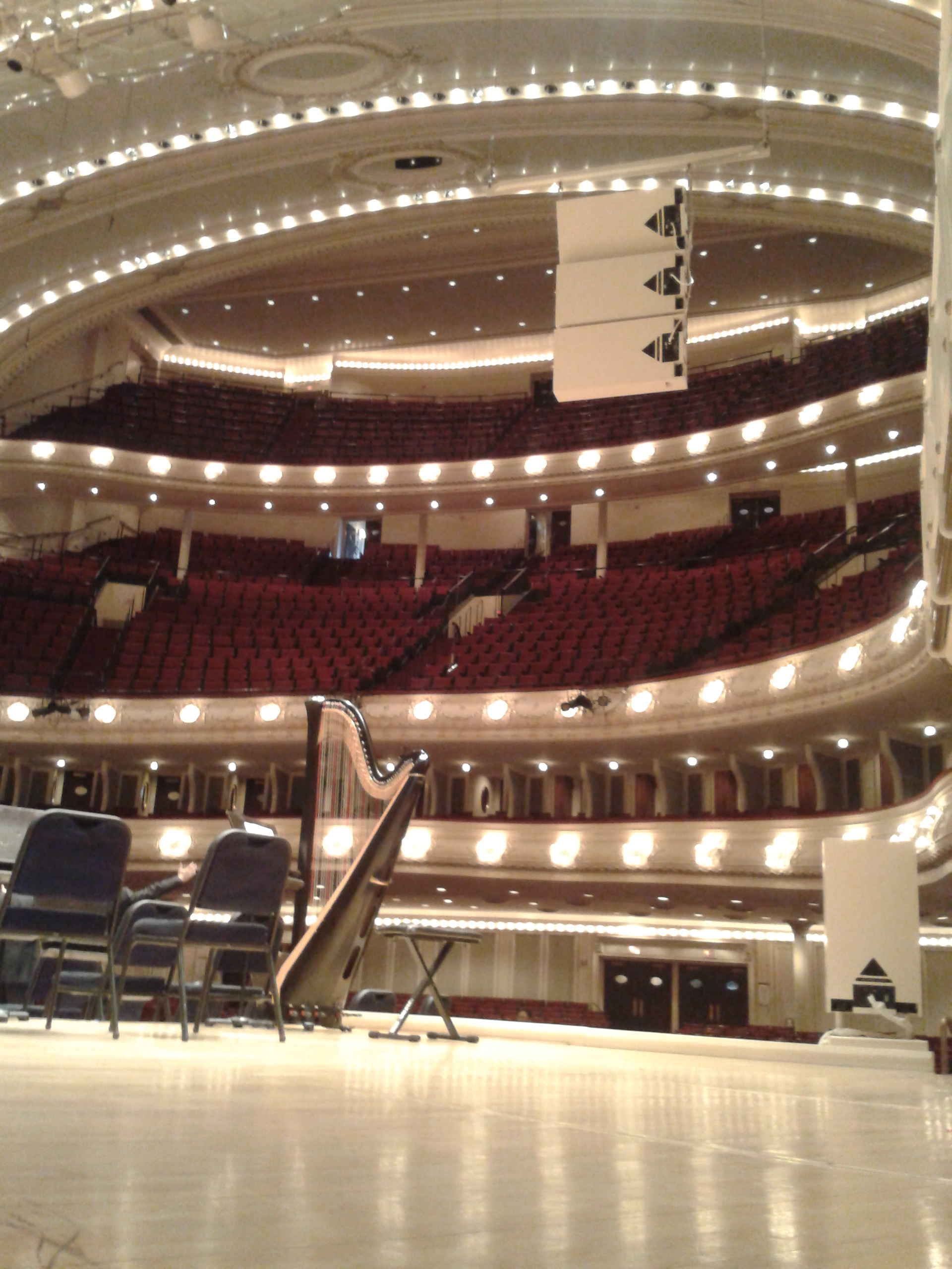 At Symphony Center