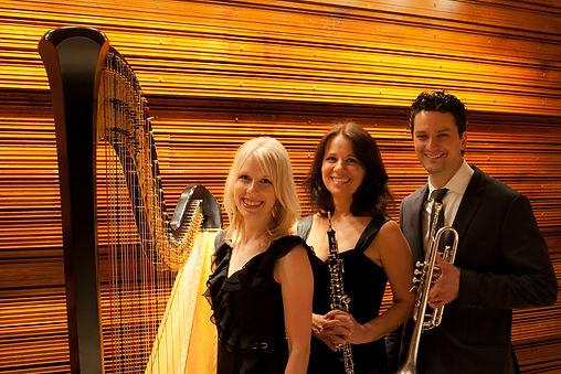 Harp, Oboe, & Trumpet Trio Chicago Illinois