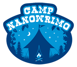 It's #CampNaNoWriMo Time