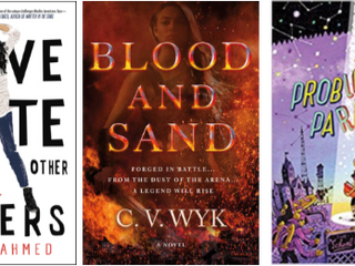 A Few MG and YA Debuts I Want to Read... NOW!
