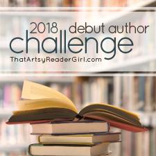 2018 Debut Author Challenge Begins