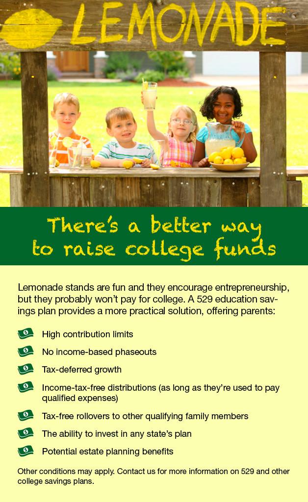Advantages of 529 education savings plans