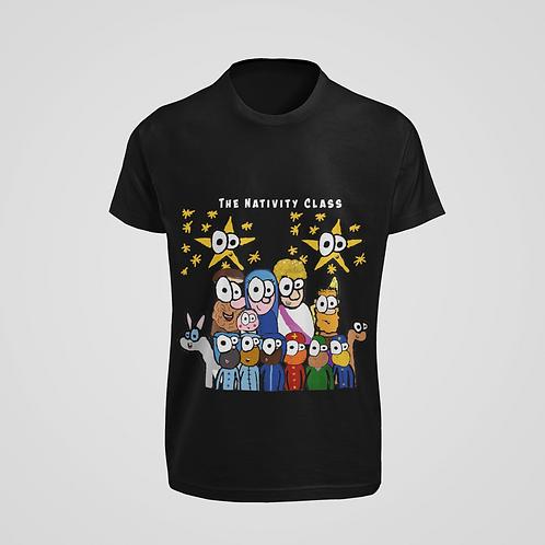 Nativity Class - T-shirt