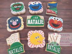 Sesame Street Birthday
