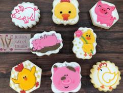 Chicks & Pigs Theme