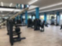 Erdgeschoss INFINITI Fitness