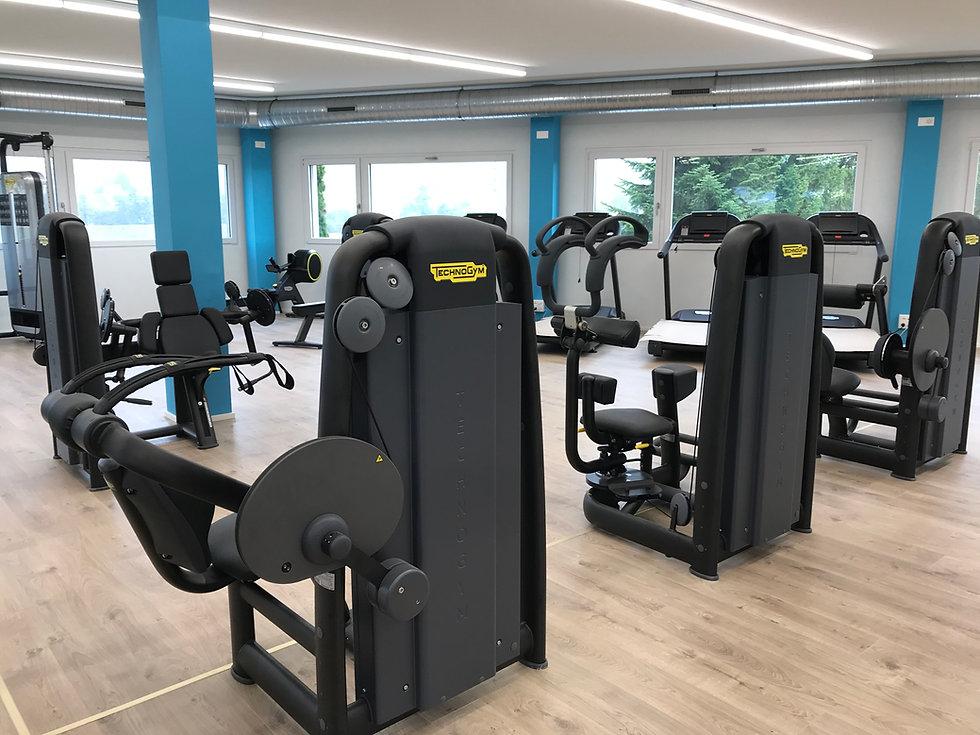 fitnesscenter infiniti