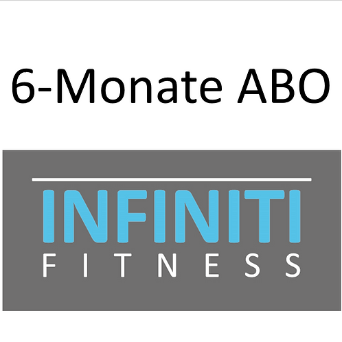 6-Monate Fitnessabo Erwachsene