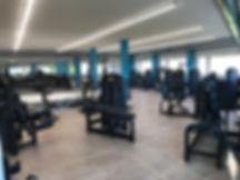 Obergeschoss INFINITI Fitness