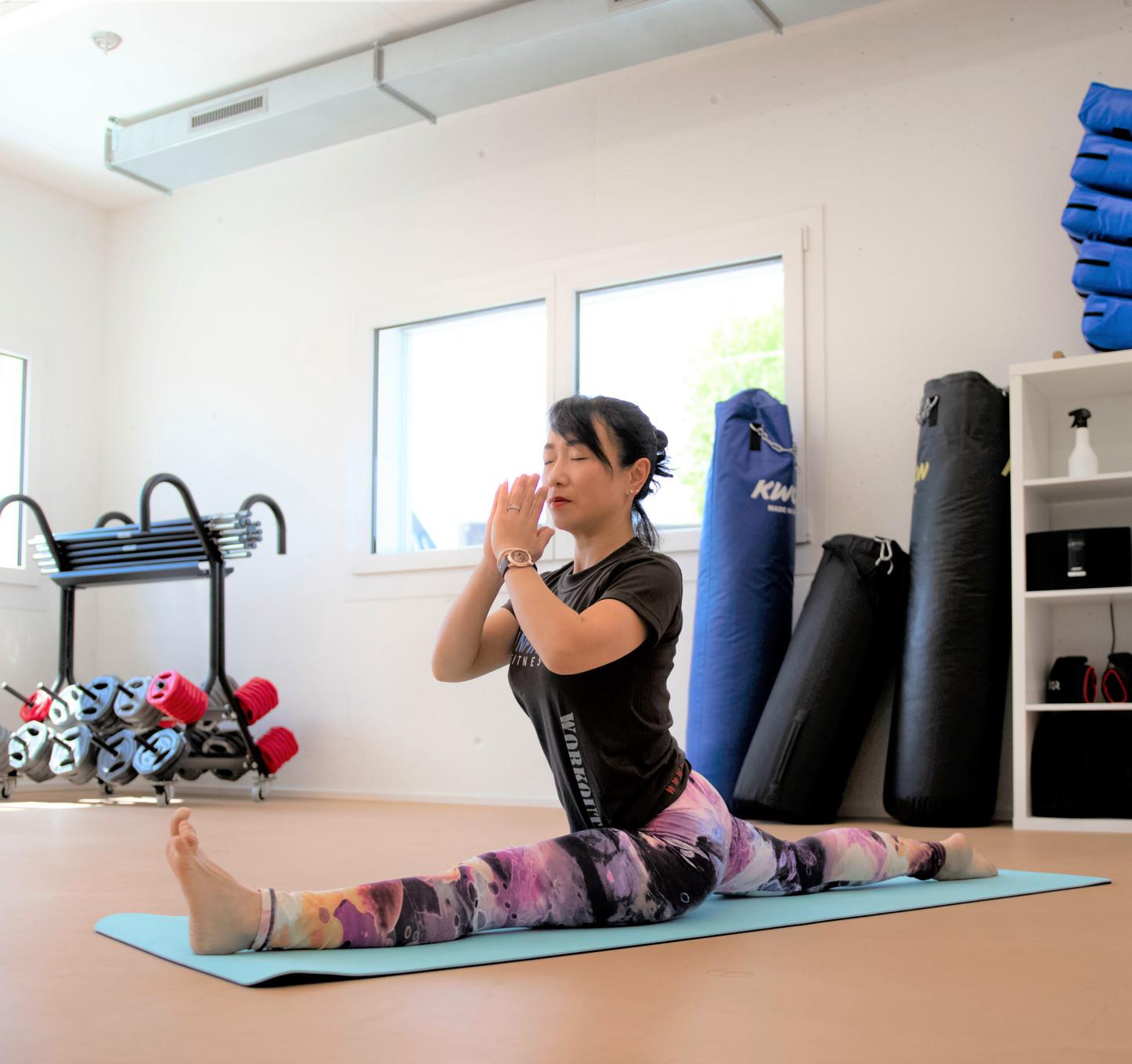 yoga im infiniti