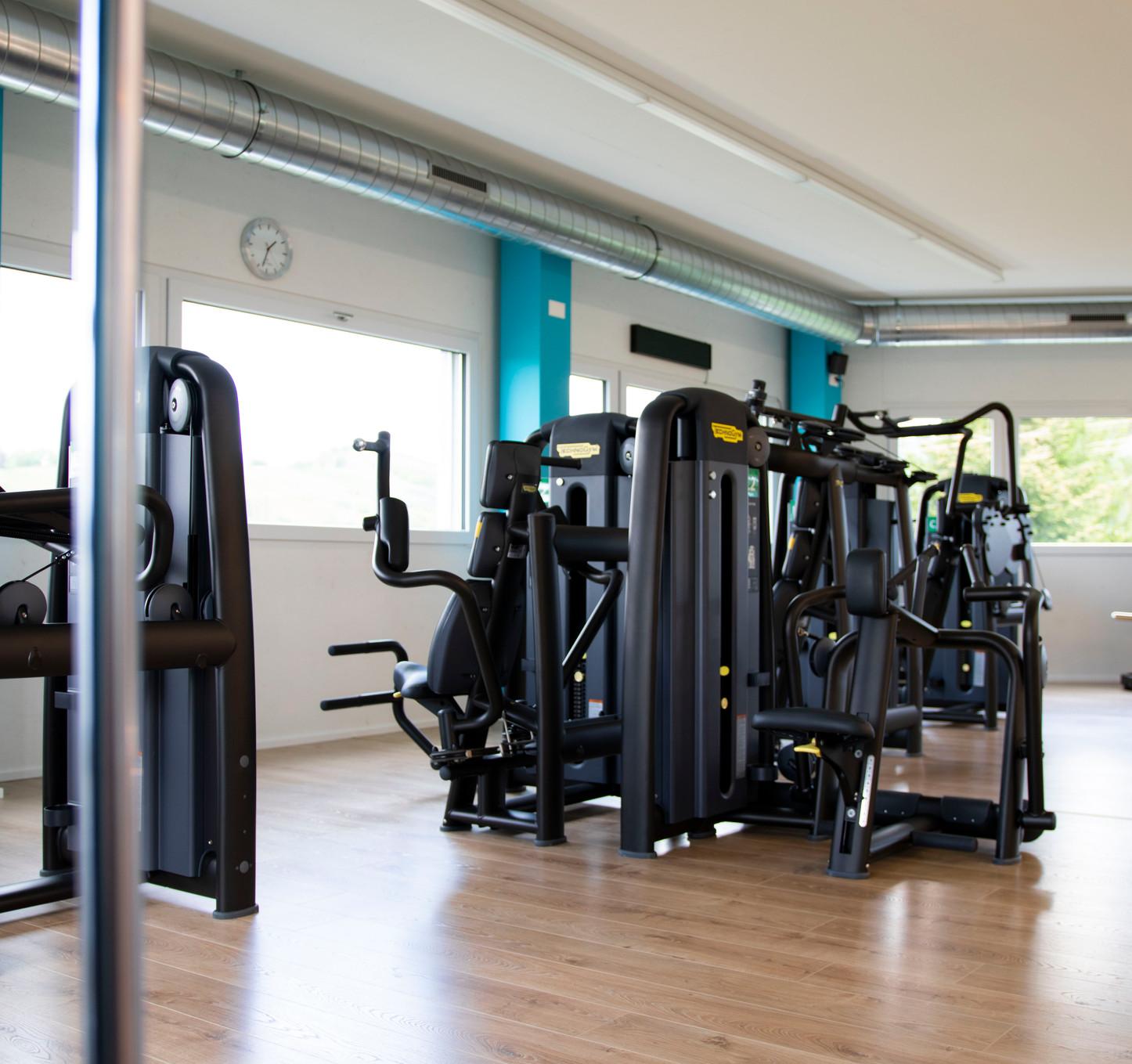 Studio Obergeschoss infiniti fitness