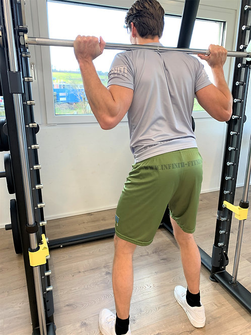 INFINITI Army Shorts