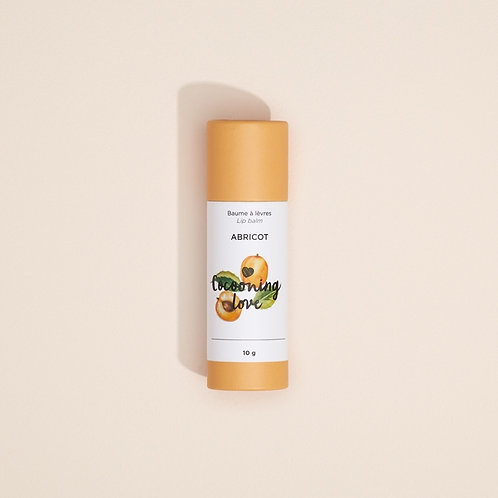 Vegan Lip Balm – Apricot