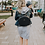 Thumbnail: OLIVIA - Women's vegan leather backpack