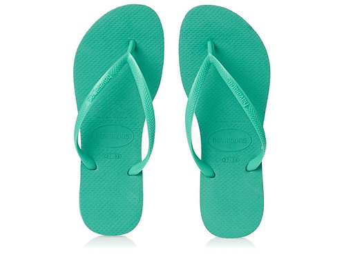 Havaianas Slim Sandal Mint Green