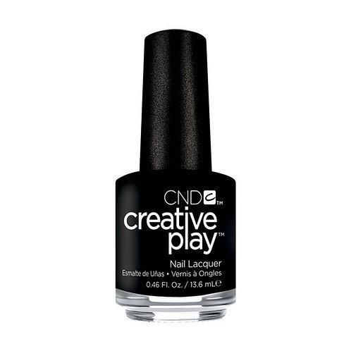 CREATIVE PLAY POLISH-BLACK +FORTH