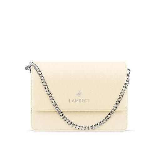 EMMA- Vegan leather purse buttercup