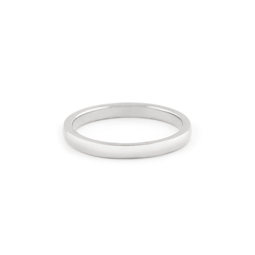 Classic Ring in Silver