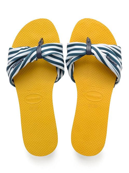 Saint Tropez sandal Yellow
