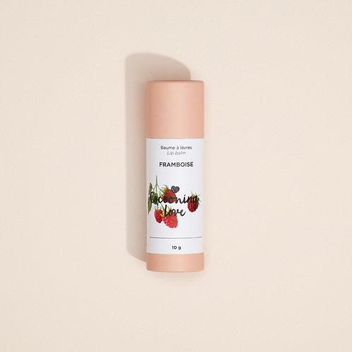 Vegan Lip Balm – Raspberry