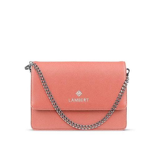 EMMA- Vegan leather purse blossom