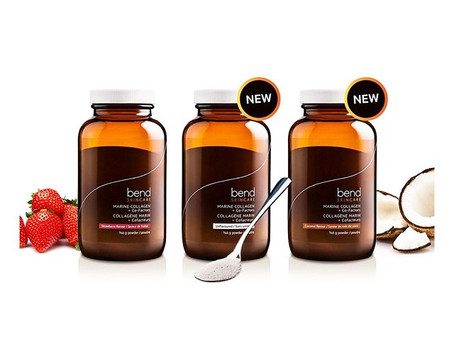 BendBeauty Supplements!