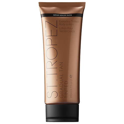 ST. TROPEZ Gradual Tan Everyday Tinted Body Lotion 200ml
