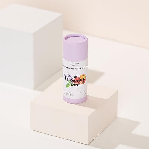 Vegan Deodorant – Pink Grapefruit & Lavender
