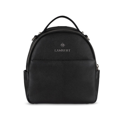 CHARLIE - Mini backpack in vegan leather