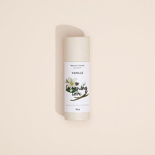 Vegan Lip Balm – Vanilla