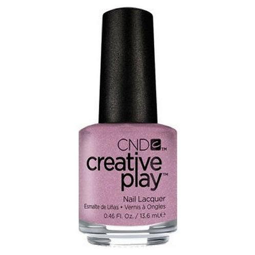 CREATIVE PLAY POLISH- I LIKE TO MAUVE IT
