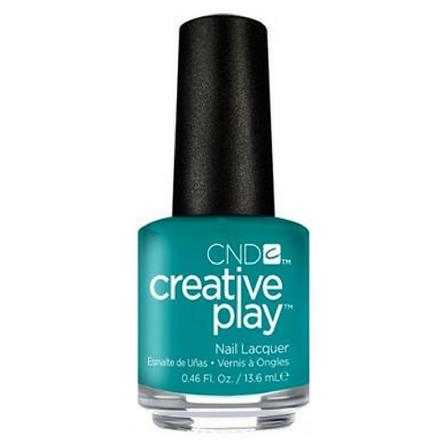 CREATIVE PLAY POLISH- HEAD OVER TEAL