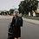 Thumbnail: CHARLOTTE - Women's vegan leather backpack